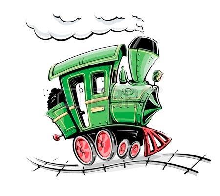 Des lebens zugfahrt Der Zug