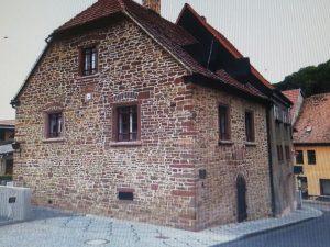 Luthers Elternhaus, Mansfeld, Deutschland