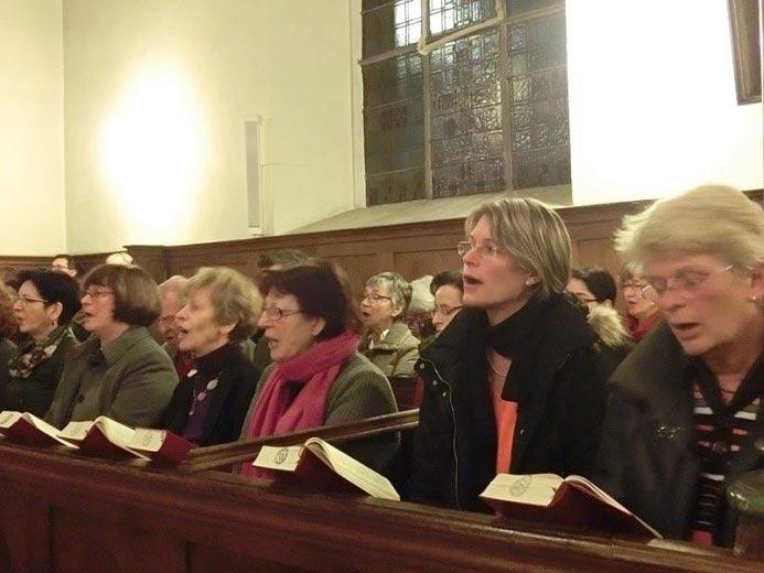 Gottesdienst Singen