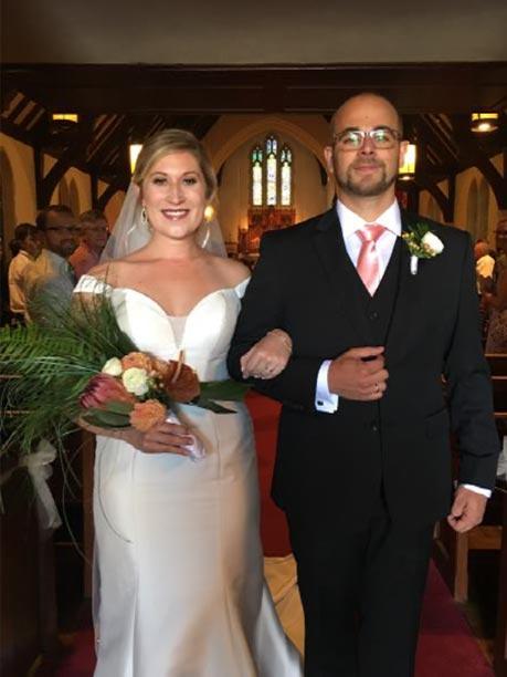 Unser neue Vikar und seine Frau berichten…