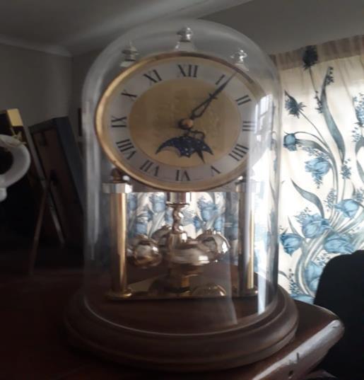 Meine Uhr, die ich so liebe