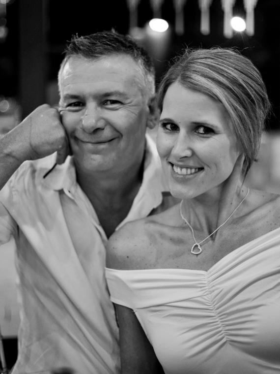 Francois und Janine Visagie