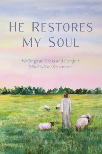 Buchtipp - He Restores My Soul