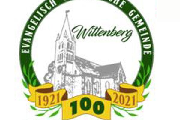 Gemeinde-Wittenberg-Logo-100-jaehrige-Jubilaeum